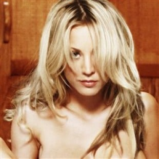 New Kaley Cuoco Nude Photo Leaked