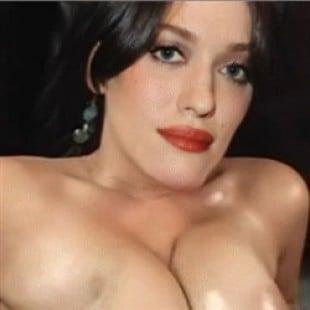 hot Kat boobs dennings