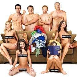 Modern Family Nude