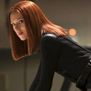 Scarlett johansson black widow naked