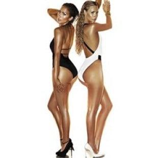 Iggy Azalea And Jennifer Lopez Compare Butts