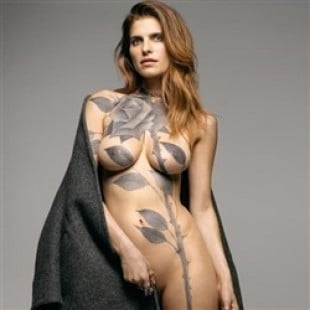 Lake Bell Topless Cell Phone Photo Leaked
