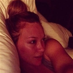 Celebrity Miley Cyrus Completely Nude Png