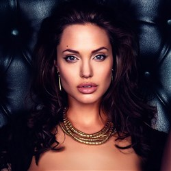 Angelina Jolie Hairy 28