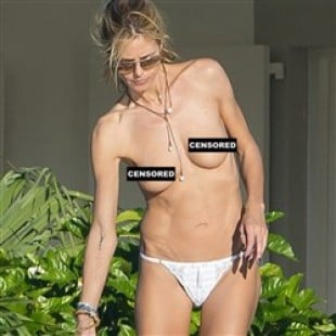Heidi Klum, Courtney Love, & Chelsea Handler Launch Topless Ocular Assault