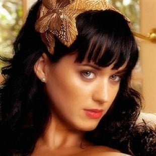 Katy Perry Naked With Her Legs Spread Open