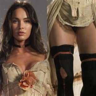 Megan Fox's Vagina Discovered In Old Promotional Stills