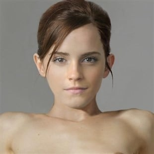 Emma Watson Gets Completely Stuffed In New Sex Pic