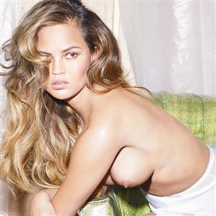 Top Models Get Naked For W Magazine