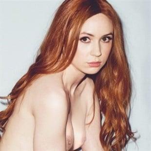 karen gillan nude outtake photo leaked