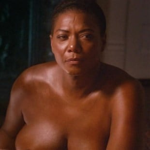 Queen latifah nude video