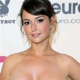 AT&T Spokesgirl Milana Vayntrub Poses Completely Topless For Playboy