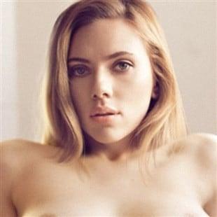 Scarlett Johansson Performing Nude Yoga