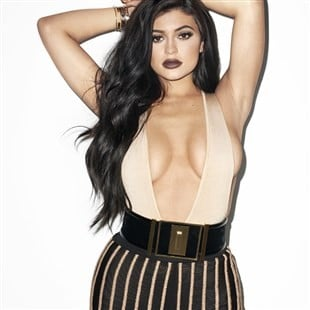 Kylie Jenner Poses For Terry Richardson And Pretends She Exercises