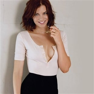 See the Lauren cohan naked was realy