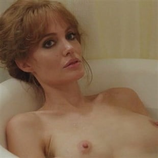 """Angelina Jolie's Nude Scene From """"By The Sea"""""""