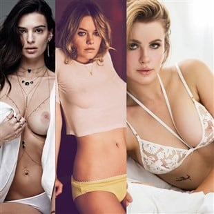 Emily Ratajkowski, Camille Rowe, Ireland Baldwin Model Nudity