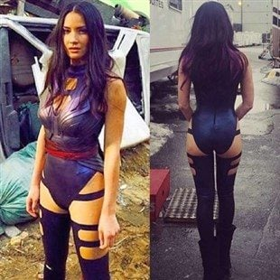 Exclusive First Look At Olivia Munn's Nude And Sex Scenes From X-Men: Apocalypse