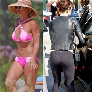 Revisiting Britney Spears In A Bikini And Emma Stone's Ass In Tights