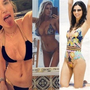 Bella Thorne, Victoria Justice, And Charlotte McKinney Memorial Day Swimsuit Slut Fest