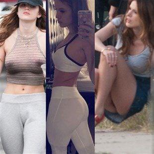 Bella Thorne Tits, Ass, And Upskirt