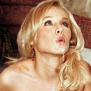 Kristen Bell Learns How To Give A Blowjob