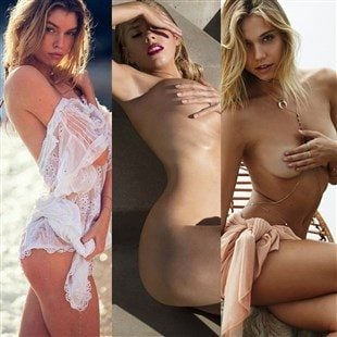 Stella Maxwell's Nudity Beats Out Charlotte McKinney And Alexis Ren
