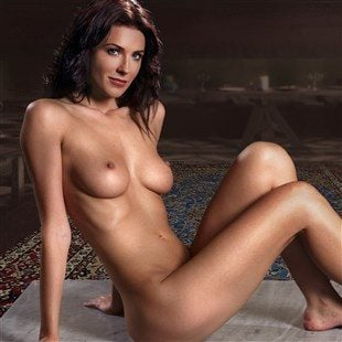 Bridget Regan Fully Nude Photo Shoot