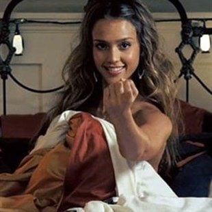 Nude photos of jessica alba lesbian picture 42