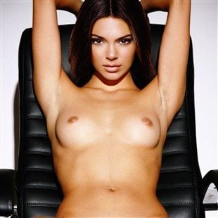 Kendall Jenner Completely Naked Photo Shoot