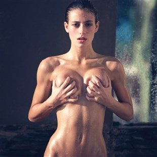 Alejandra Guilmant Fully Nude Photos