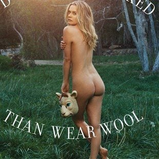 Alicia Silverstone Poses Nude For PETA