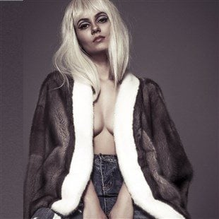 Victoria Justice Pretends To Be White In A Blonde Photo Shoot