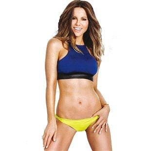 Kate Beckinsale's Tight Body In Shape Magazine