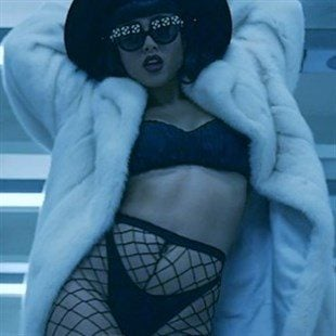 "Natalia Kills Nude ""Problem"" Porn Music Video"