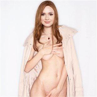 Karen Gillan Nude Pics