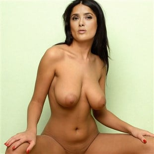 Nude salma hayek photos