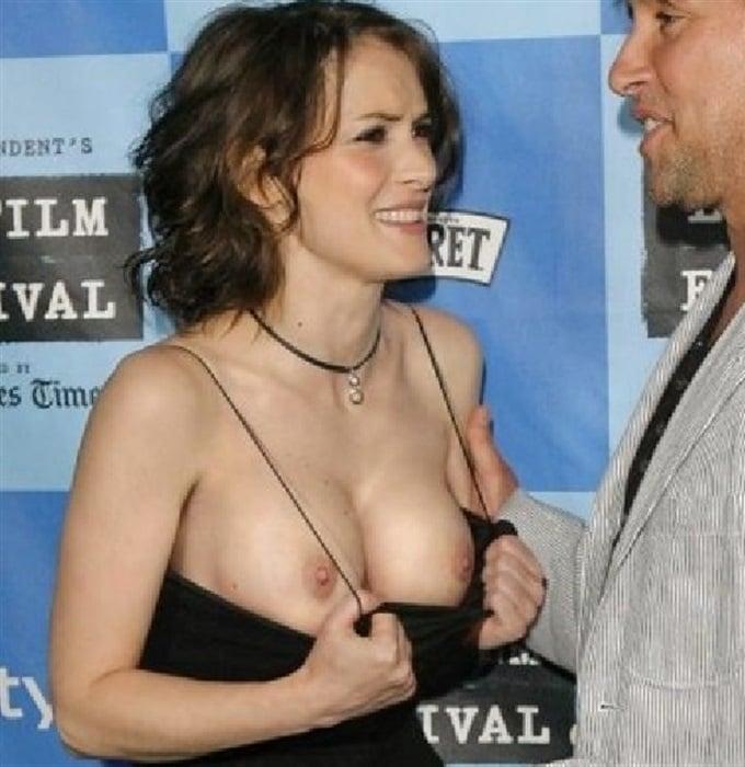 Winona Ryder und nackt