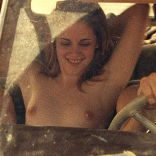 "Kristen Stewart Nude Sex Scenes From ""On The Road"""