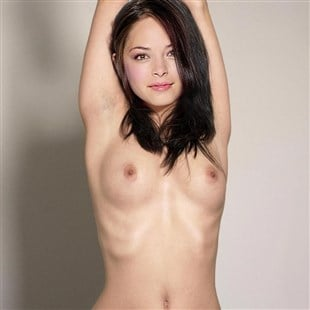 The purpose Kristin kreuk naked body speaking, did