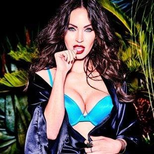 Megan Fox Returns In Lingerie
