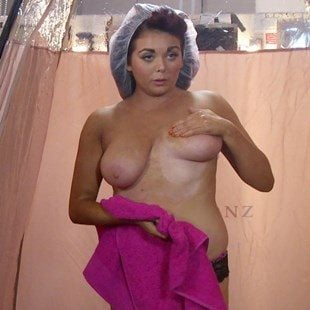 "Scarlett Moffatt Topless In ""Beauty School Cop Outs"""