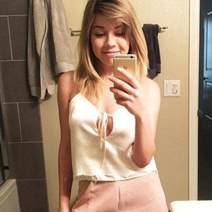 Jennette McCurdy Nips And Tits On Snapchat