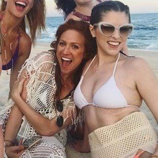 Anna Kendrick Bikini Vacation Photos