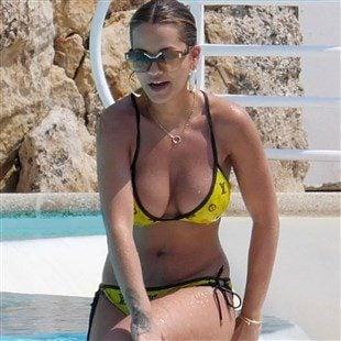 Rita Ora Candid Bikini Pics From Cannes