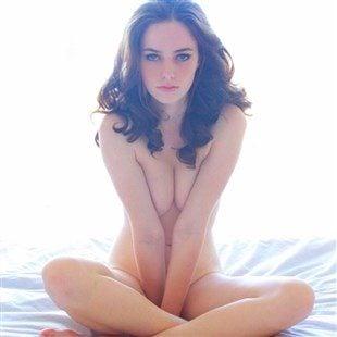 Kaya Scodelario Nude Modeling Photos