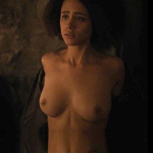 "Nathalie Emmanuel Nude Sex Scene From ""Game of Thrones"""