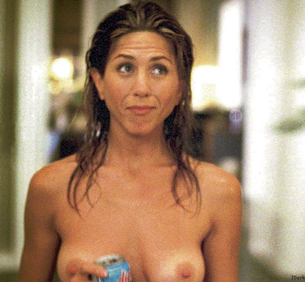Jennifer Aniston Nude Outtake From The Break Up