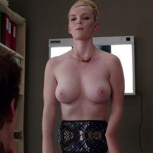 """Betty Gilpin Nude Scenes From """"Nurse Jackie"""""""