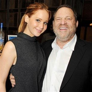 Jennifer Lawrence Had Sex With Harvey Weinstein